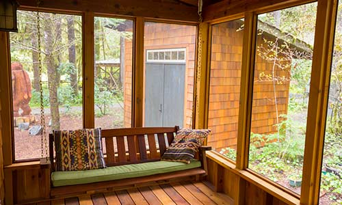 Screened-In Porches